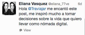 Referencia de Eliana