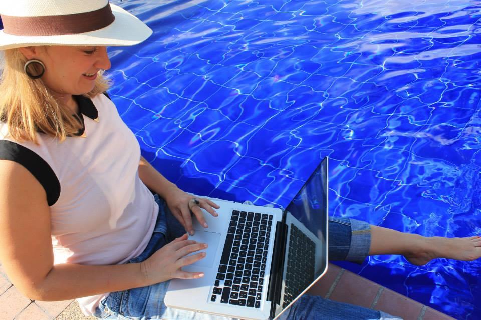 Ewa Kulak equilibrio entre la vida, los viajes y el trabajo