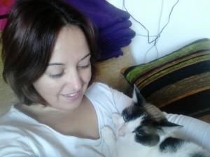 Alicia Gonzalez: Creciendo entre mochilas