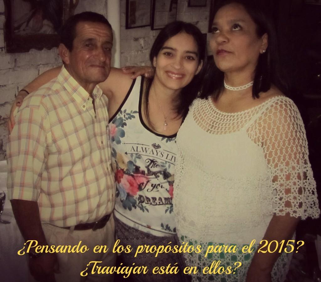 Propósitos para el 2015