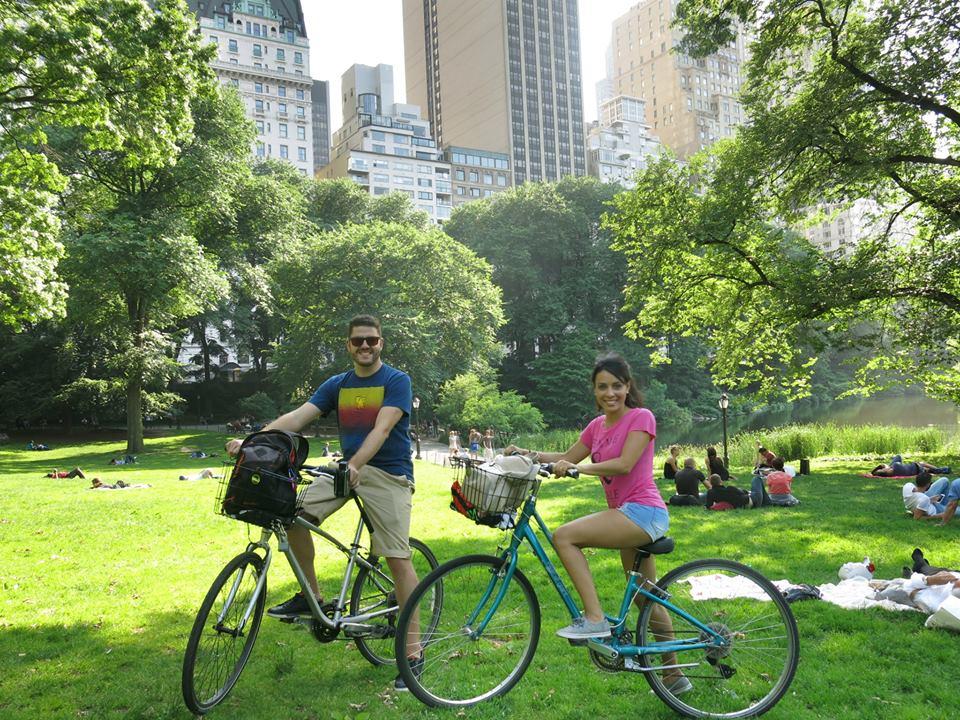 Más y Mejor en Central Park