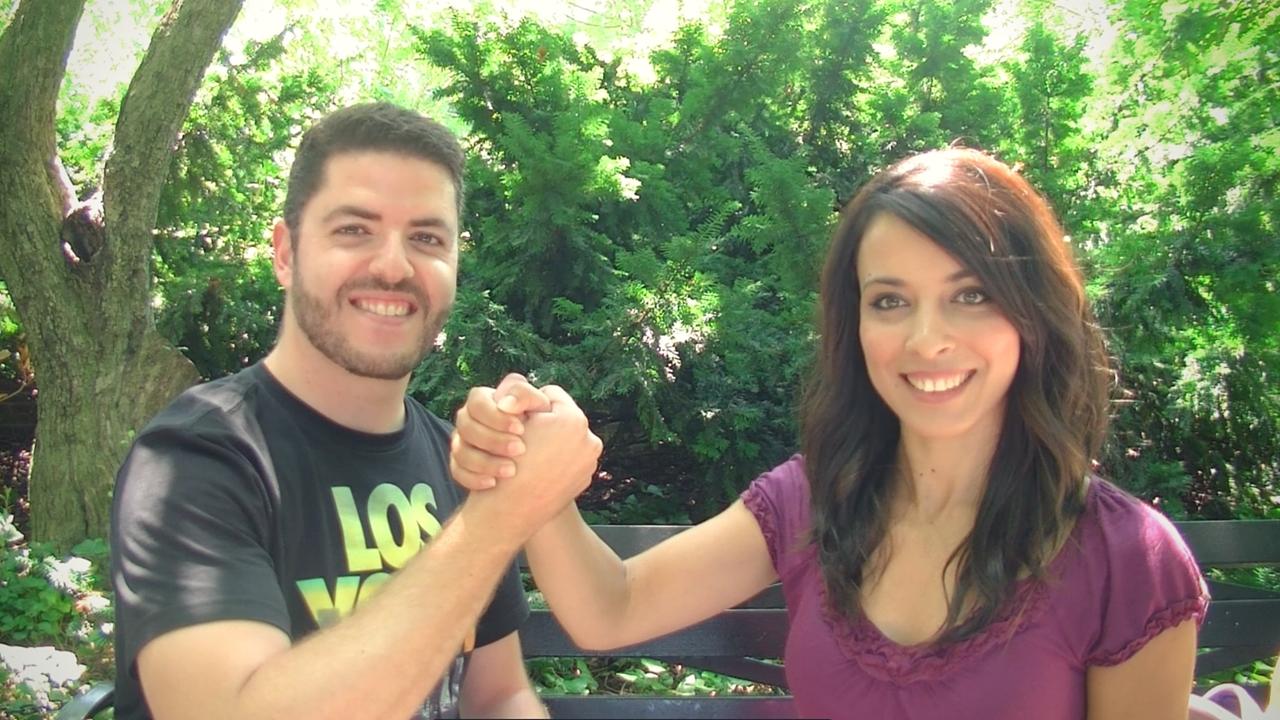 Entrevista Más y Mejor Isa y Juanmi