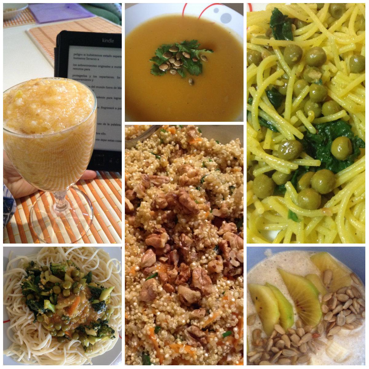 Viajar Siendo Vegetariana