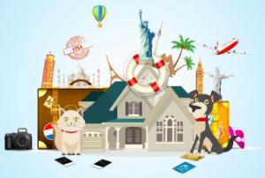 Viajar Barato: Cómo alojarse gratis cuidando casas y mascotas mientras viajas