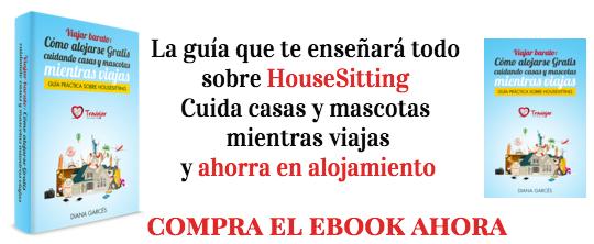 Guia HouseSitting a la venta