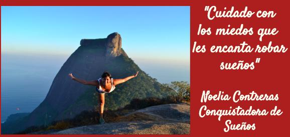 Conquistando sueños con Noelia Contreras