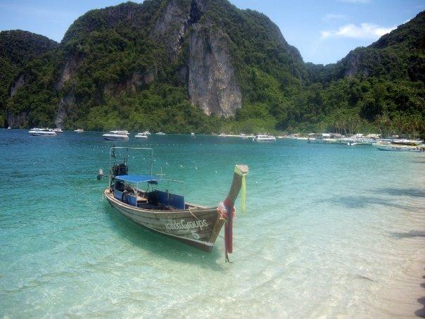 Nómada Digital en Tailandia