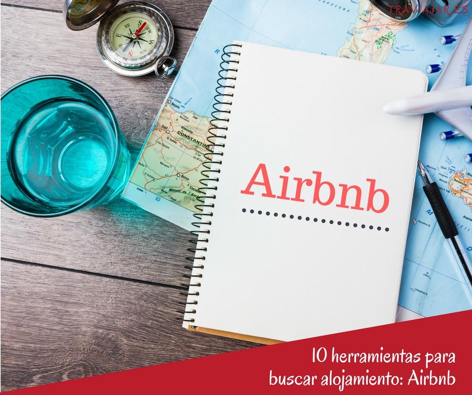 Buscar alojamiento con airbnb