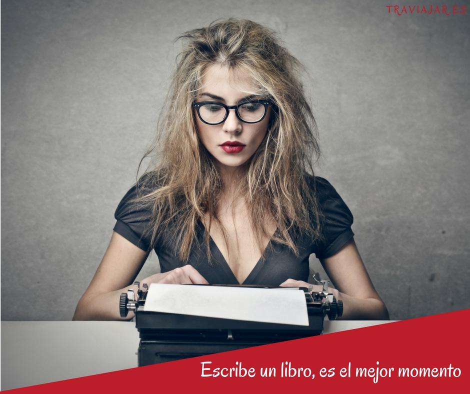 Escribe un libro y vive de ello