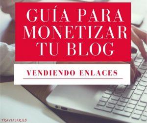 Vendiendo Enlaces con tu Blog