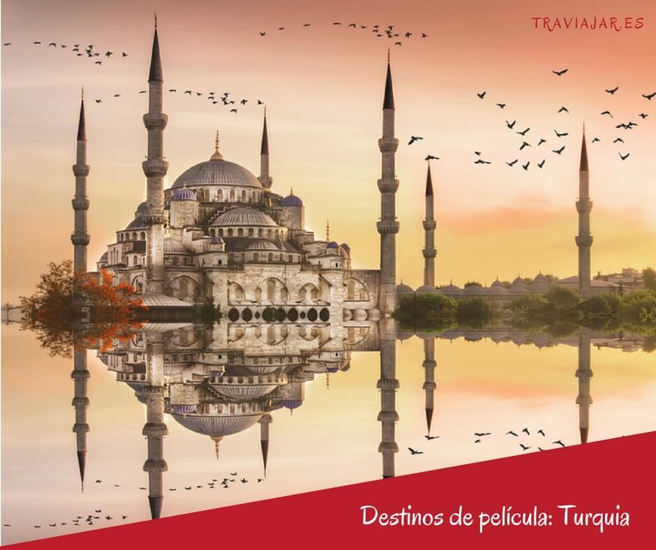 destinos de pelicula: turquia