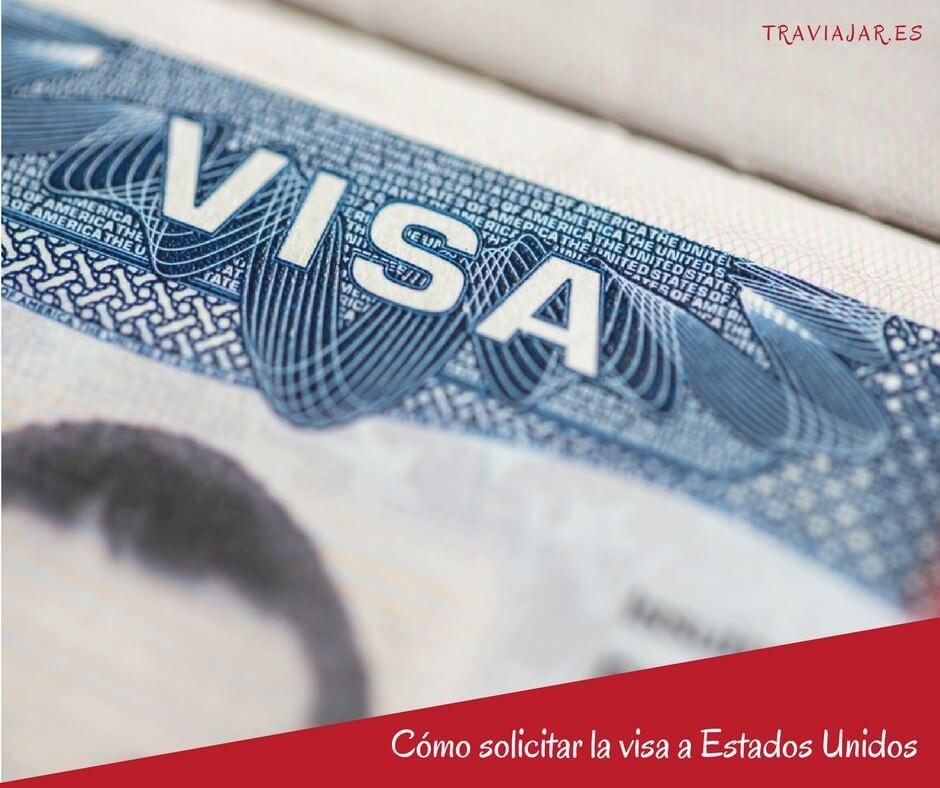 visa a Estados Unidos