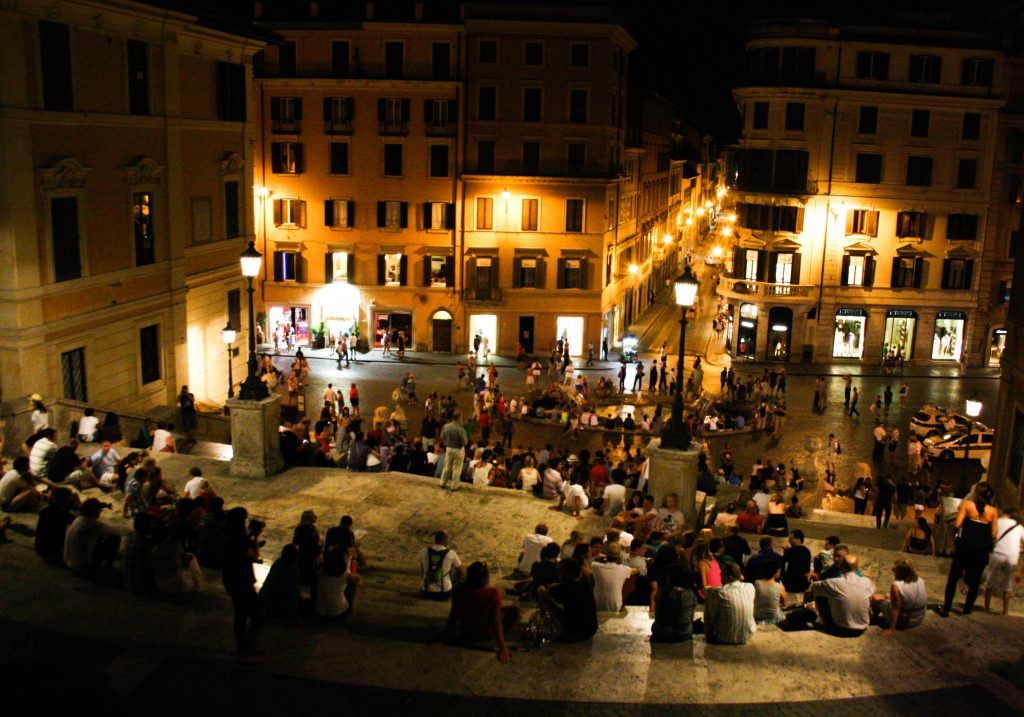 Plaza España Roma