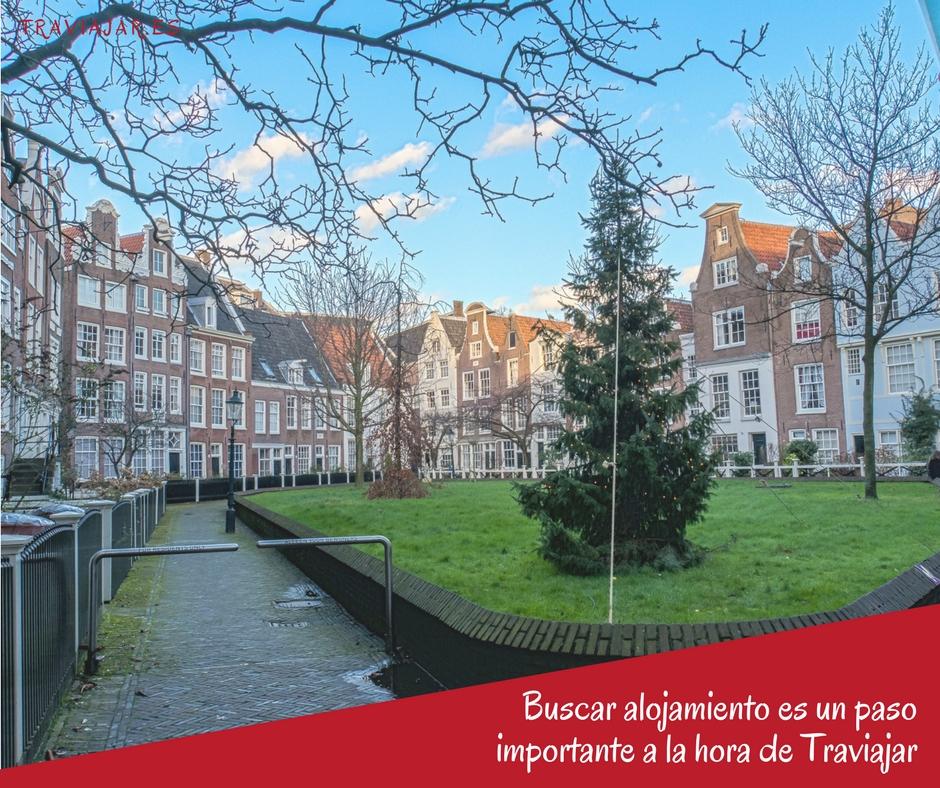 Alojamiento en Amsterdam