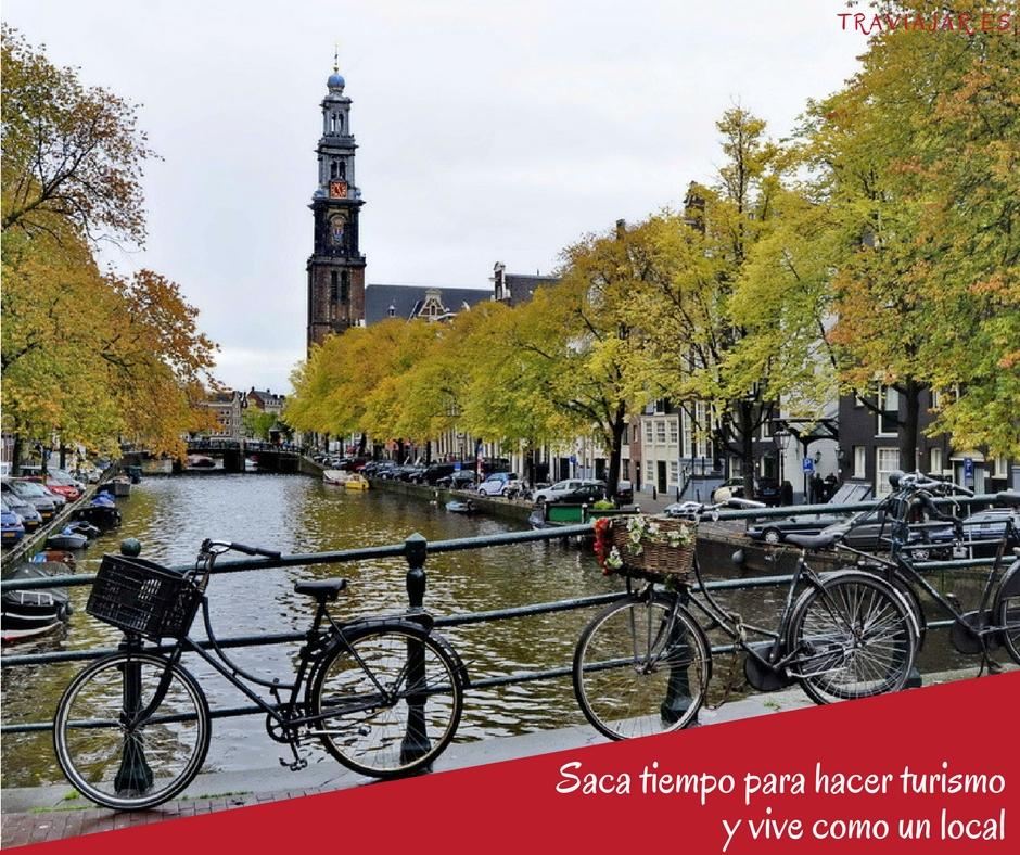 Conoce en Amsterdam