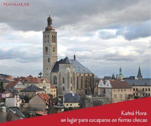 Kutná Hora: un lugar para escaparse en tierras checas