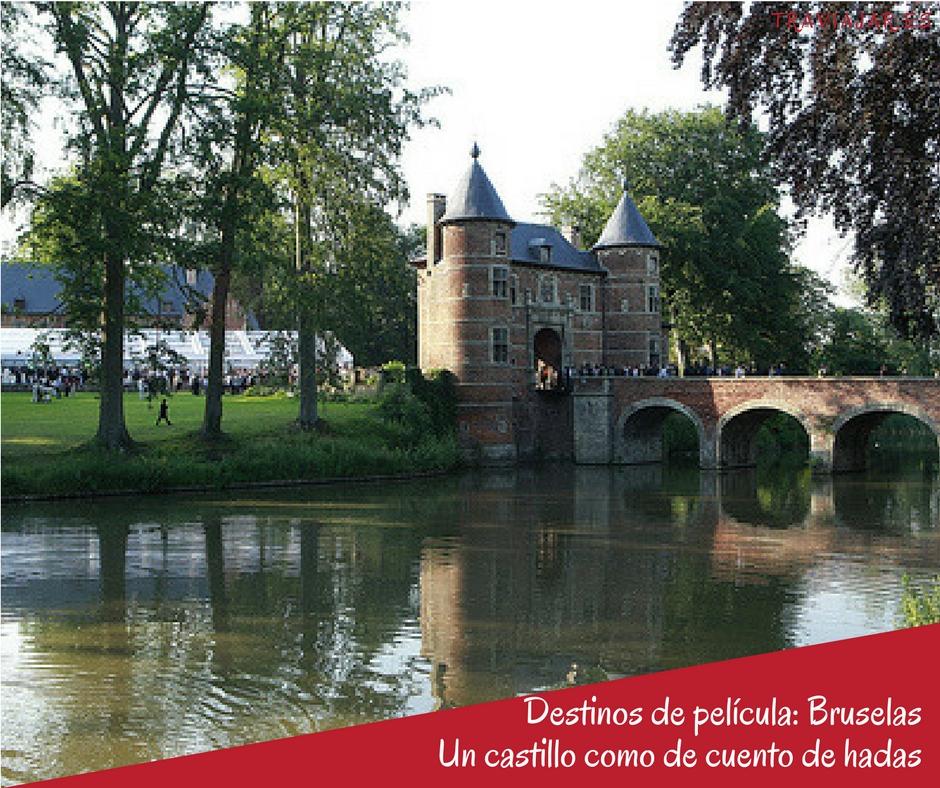 Bruselas destino de pelicula