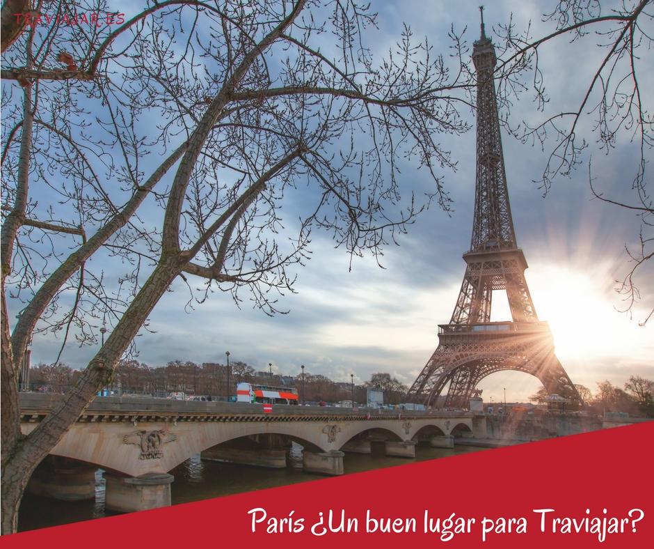 París ciudad para Traviajar
