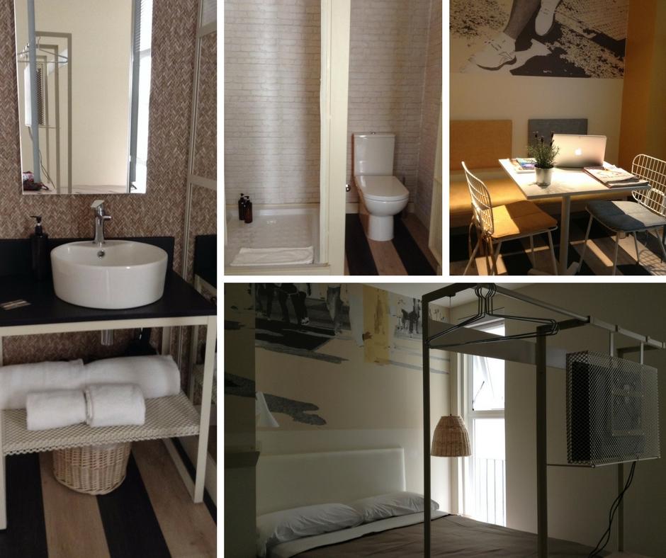 Hotel Room007 en Madrid
