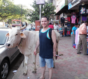Haciendo CouchSurfing en India