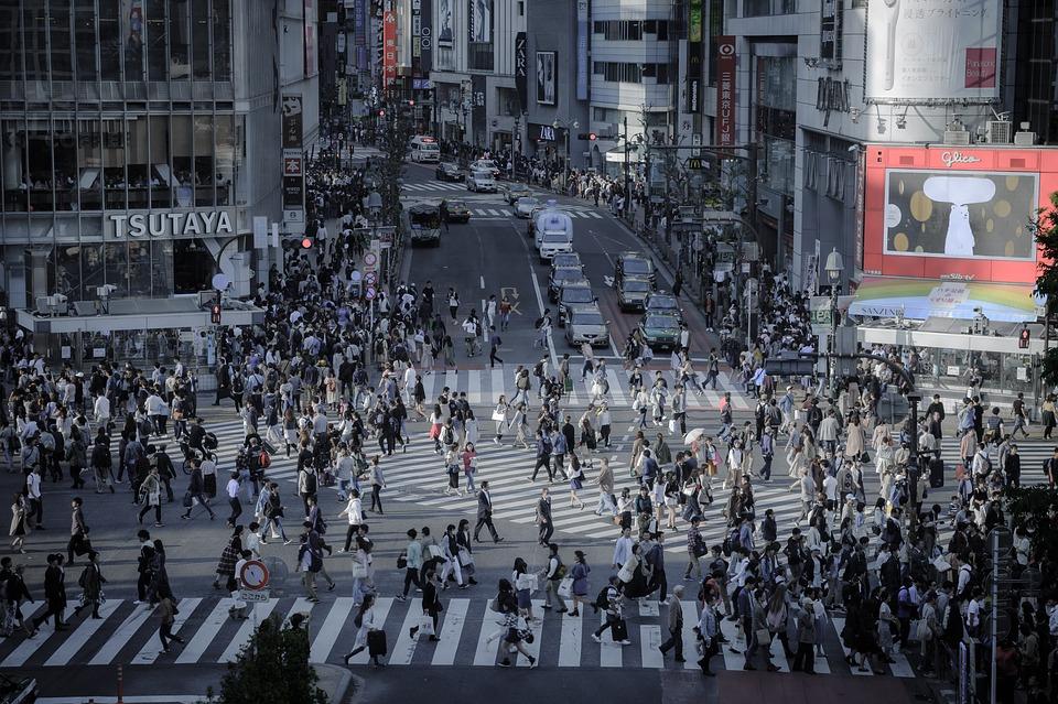 Destino de pelicula - Tokio