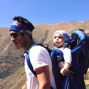 Trabajar viajando en familia