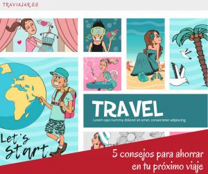 5 consejos para ahorrar en tu próximo viaje
