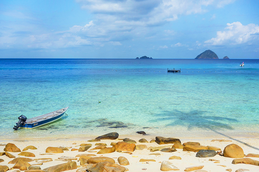 Organizar un viaje - Malasia