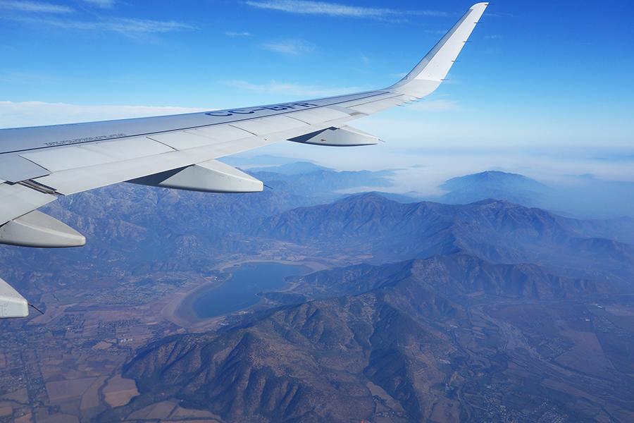 Organizar un viaje - avion