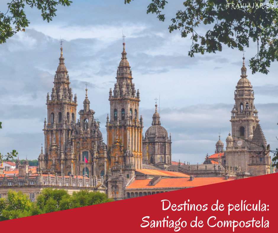 Destino-Santiago de Compostela