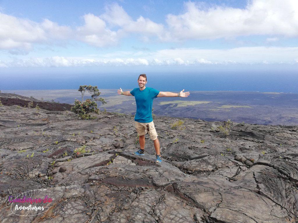 Victor Lloret Big Island Hawai